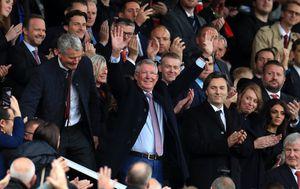 Sir Alex Ferguson (Foto: Mike Egerton/Press Association/PIXSELL)
