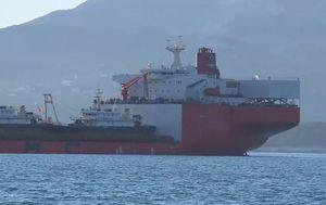 Kineski brod za izgradnju Pelješkog mosta (Foto: Dnevnik.hr) - 1