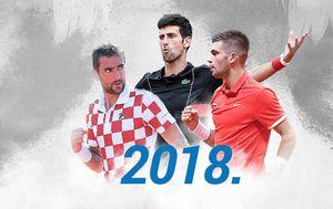 Tenis u 2018.