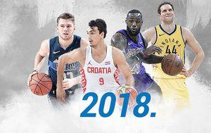 Košarkaška 2018. (GOL.hr)