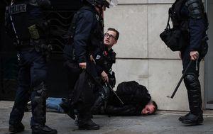 Prosvjedi u Francuskoj (Foto: AFP) - 2