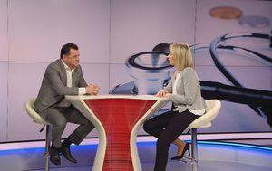 Gost Dnevnika Nove TV prof. dr. sc. Stipislav Jadrijević (Foto: Dnevnik.hr) - 2