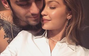 Gigi Hadid i Zayn Malik (Foto: Instagram)