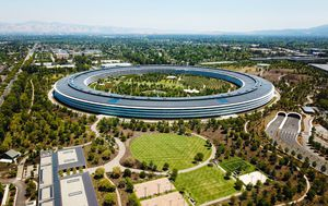 Apple Park, Cupertino, Kalifornija - 4