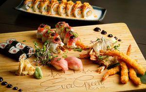 Evergreen sushi - 14