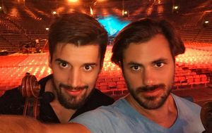 2Cellos (FOTO: Instagram)