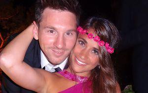 Lionel Messi sa suprugom Antonellom (FOTO: Instagram)