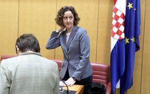 Nina Obuljen Koržinek, ministrica kulture (Foto: Patrik Macek/PIXSELL)