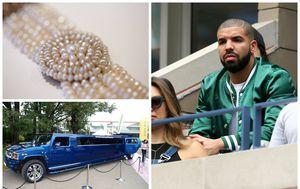 Drake, Ilustracija (FOTO: Getty, Pixell)