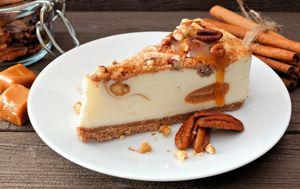 Cheesecake s orasima
