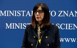 Blaženka Divjak, ministrica obrazovanja (Foto: Dnevnik.hr)