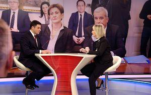 Davor Bernardić i Sabina Tandara Knezović (Foto: Dnevnik.hr)