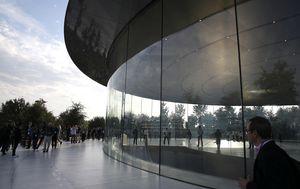 Appleov kampus (Foto: AFP)