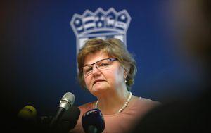 Ministrica Nada Murganić (Foto: Robert Anic/PIXSELL)