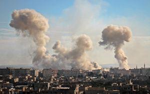 Rat u Siriji (Foto: AFP)