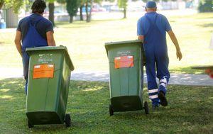 Radnici Čistoće (Foto: Borna Filic/PIXSELL)