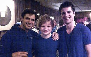 2Cellos, Ed Sheeran (FOTO: PR)