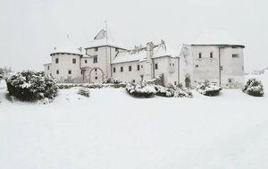 Varaždin u snijegu (Foto: Čitatatelj)