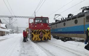 Obilazak pruge od Ogulina do Moravica (Foto: HŽ Infrastruktura)