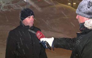 Mišel Šćuka, načelnik općine Ravna Gora (Foto: Dnevnik.hr)