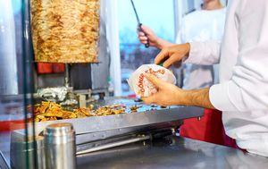 Kebab, ilustracija (Foto: Robert Schlesinger/DPA/PIXSELL)