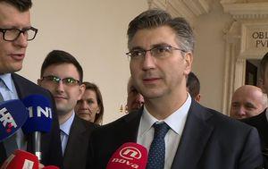 Andrej Plenković o curenju informacija (Foto: Dnevnik.hr)