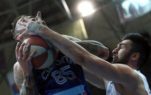 Cibona - Partizan (Foto: Goran Stanzl/PIXSELL)