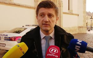 Ministar financija Zdravko Marić o otpisu dugova (Foto: Dnevnik.hr)