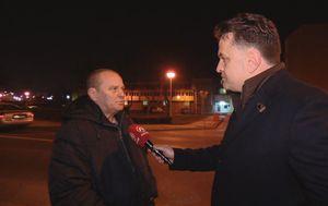 Željko Pul, bivši načelnik Odsjeka za potrage, i Andrija Jarak (Foto: Dnevnik.hr)