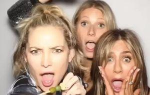 Kate Hudson, Jennifer Aniston, Gwyneth Paltrow (Foto: Instagram)