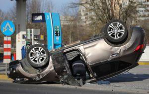 Prometna nesreća u Zagrebu (Foto: Jurica Galoic/PIXSELL) - 7