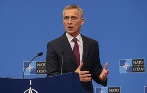 Glavni tajnik Sjevernoatlantskog saveza Jens Stoltenberg (Foto: AFP)