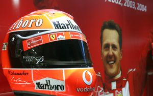 Michael Schumacher (Foto: ROBERTO BRANCOLINI/IPA/PIXSELL)