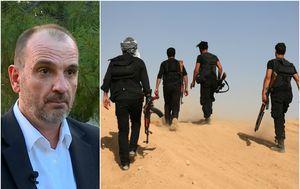 Tonći Prodan; Borci u Siriji (Foto: Arhiva/Dnevnik.hr/AFP)