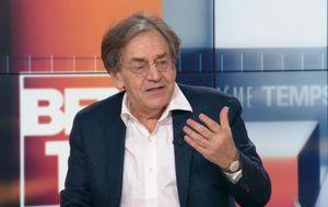 Napadnuti filozof Alain Finkielkraut (Foto: Dnevnik.hr)