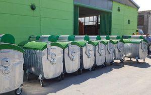 Spremnici za otpad (Foto: EKO-Moslavina)