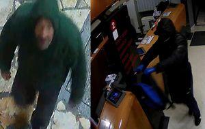 Policija traga za dvojicom razbojnika (Foto: MUP)