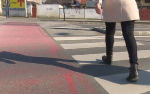 Nesreća na pješačkom prijelazu (Foto: Dnevnik.hr) - 1