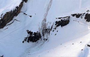 U lavini u na jugu Švicarske ozlijeđeno je četvero ljudi (Foto: AFP)