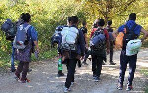 Migranti u BiH, ilustracija (Foto: AFP)