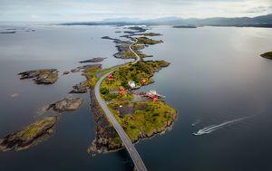 Atlanterhavsveien, Atlantska cesta, Norveška - 8