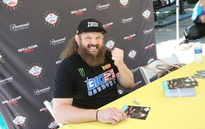 Roy Nelson (Foto: AFP)