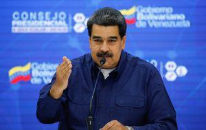 Nicolas Maduro (Foto: AFP)