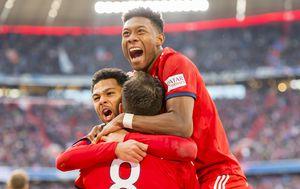 Bayern slavi (Foto: NordPhoto/NordPhoto/PIXSELL)