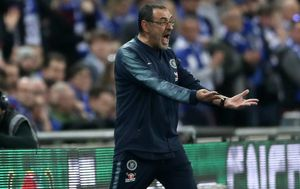 Maurizio Sarri (Foto: Nick Potts/Press Association/PIXSELL)
