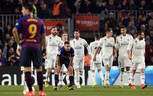 Real slavi gol kod Barcelone (Foto: AFP)