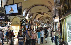 Veliki Bazar u Istanbulu - 1