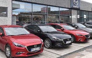 Pula: Nepoznati počinitelj otuđio četiri automobila iz salona motornih vozila