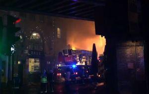 Požar u Londonu, ilustracija (Foto: AFP)