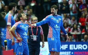 Hrvatska rukometna reprezentacija (Foto: Slavko Midzor/PIXSELL)